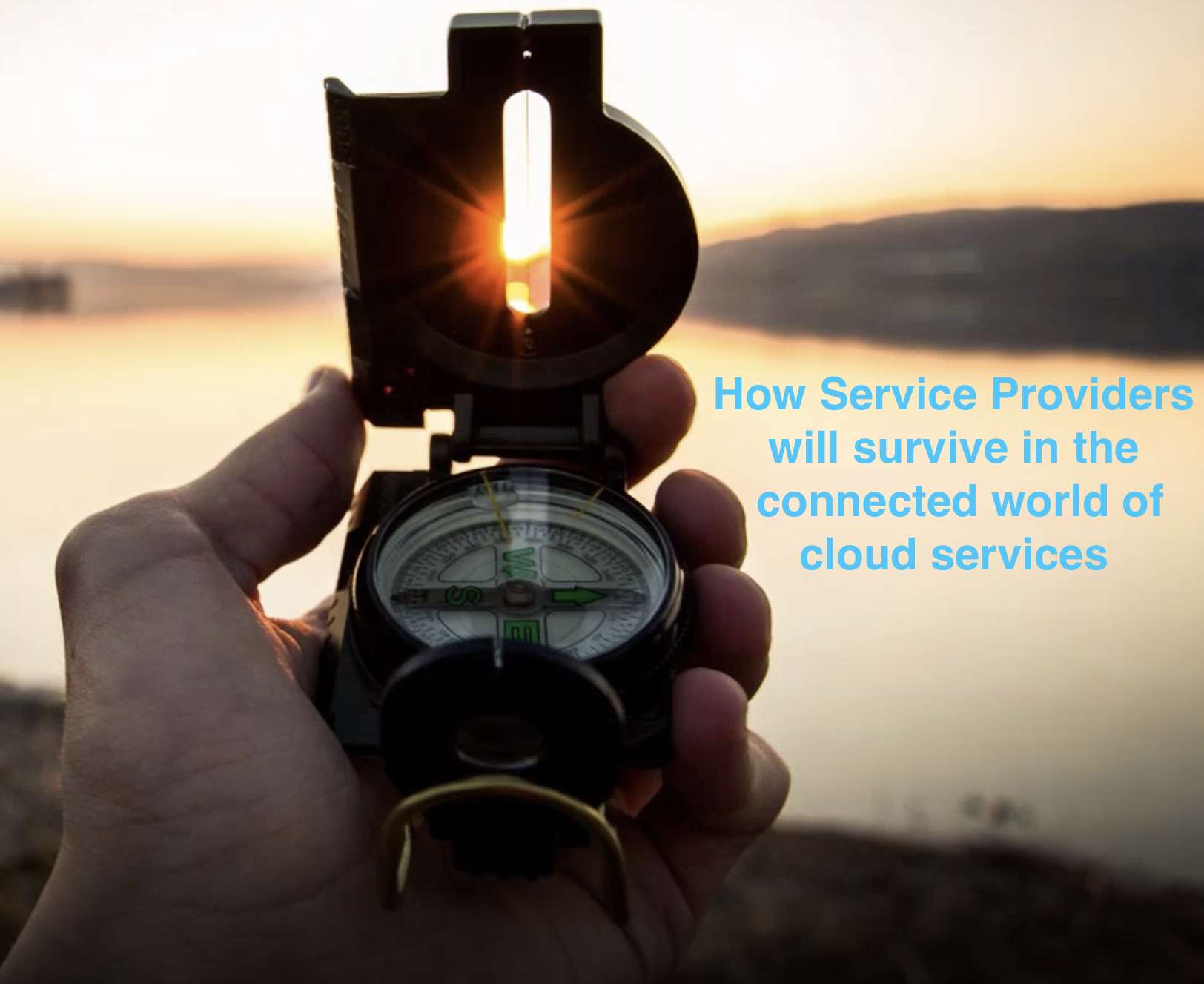 How Service providers will survive